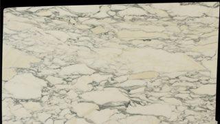アラベスカートコルキア イタリア産アラベスク模様の白い大理石のご紹介