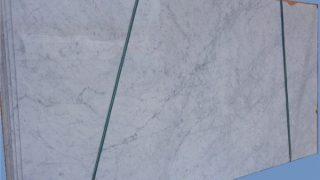 ビアンコカララ イタリアの白系大理石のご紹介