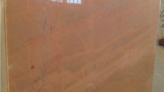 ローズオーロラ ポルトガル産ピンクとオレンジの大理石のご紹介