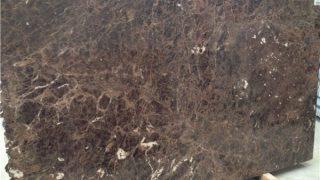 エンペラドール ダーク スペイン産茶系の大理石のご紹介