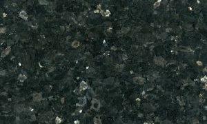 エメラルドパール ノルウェー産キラキラ光る黒御影のご紹介