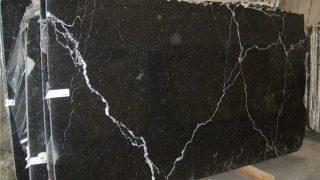 ネロマルキーナ スペイン産黒の大理石のご紹介