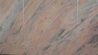ルスキッサダークピンク ルーマニア産ピンクの大理石のご紹介