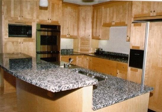 Rockville White Granite : ロックビルホワイト