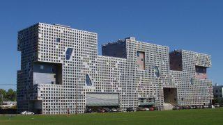 マサチューセッツ工科大学学生寮(Massachusetts Institute of Technology Student Dormitory)