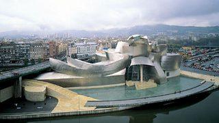 ビルバオ・グッゲンハイム美術館(Guggenheim Museum Bilbao)