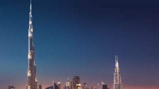 ブルジュ・ハリファ(Burj Khalifa)