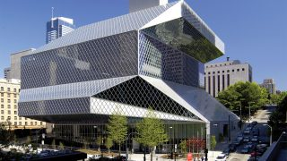 シアトル中央図書館(Seattle public library)