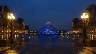 ルーヴル・ピラミッド(Pyramide du Louvre)