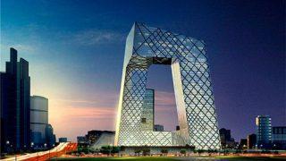 中国中央電視台本部ビル(CCTV Headquarters)