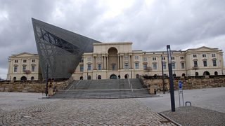 ドレスデン軍事博物館(Bundeswehr Military History Museum)