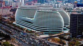 北京・銀河SOHO(Galaxy SOHO in Beijing)