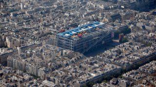 ポンピドゥー・センター(Pompidou Centre)