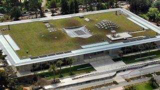 カリフォルニア科学アカデミー新館(California Academy of Sciences)