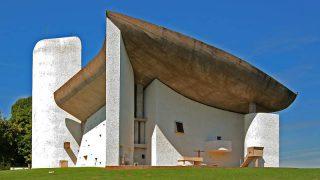 ロンシャンの礼拝堂(Chapelle Notre-Dame du Haut)