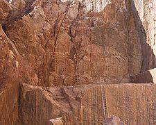 イタリア産赤い大理石ブレッチア・ペルニチェのご紹介
