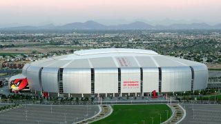 ユニバーシティ・オブ・フェニックス・スタジアム(University of Phoenix Stadium)