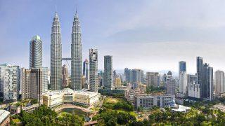 ペトロナスツインタワー(Petronas Twin Towers)