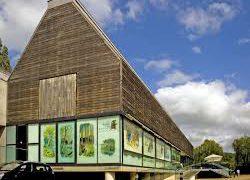 リバーアンドローイングミュージアム(River and Rowing Museum)