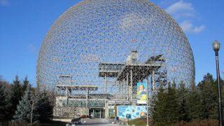 モントリオール・バイオスフィア(Montreal Biosphere)
