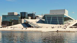 オスロ・オペラハウス(Operahuset i Oslo)
