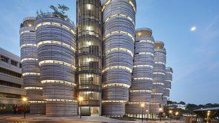 シンガポール南洋工科大学ラーニング・ハブ(learning hub)