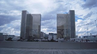 フランス国立図書館 フランソワ・ミッテラン館(新館)(Bibliotheque nationale de France)
