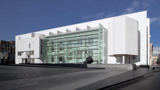 バルセロナ現代美術館(Museu d'Art Contemporani de Barcelona)