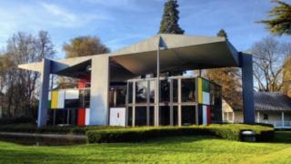 ル・コルビュジエ・センター(Pavillon Le Corbusier)