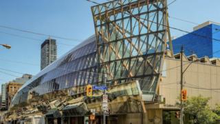 オンタリオ美術館(Art Gallery of Ontario)