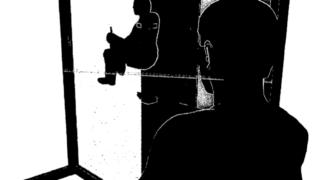 遠隔透視装置の特許